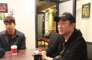 대릴옹과 신인수대표님